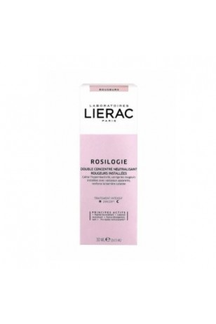 Lierac Rosilogie Redness Correction Neutralizing Double Concentrate 2 x 15 ml