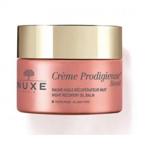 Nuxe Cream Prodigieuse Boost Baume Huile Nuit 50 ml