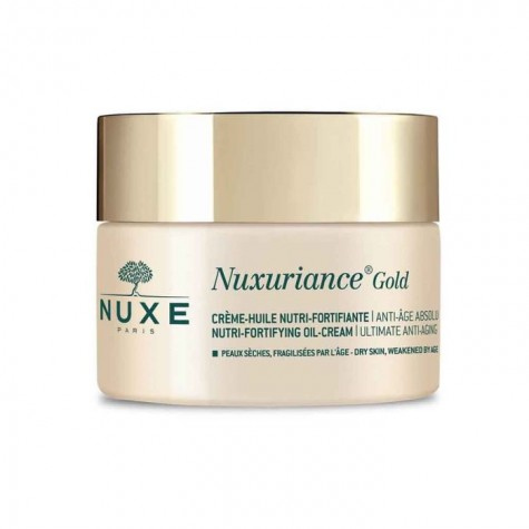 Nuxe Nuxuriance Gold Nutri Fortifying Oil Cream 50 ml