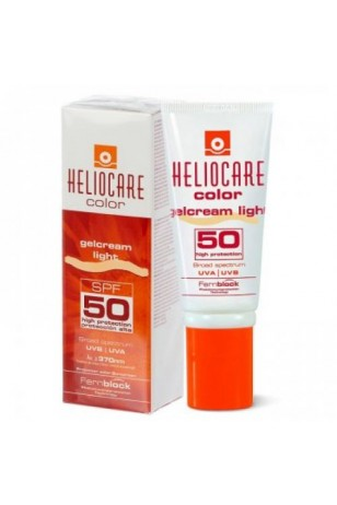 Heliocare Color SPF 50 Gelcream Brown 50 ml