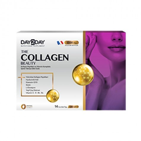 Day 2 Day The Collagen Beauty 14 Shots 40 ml