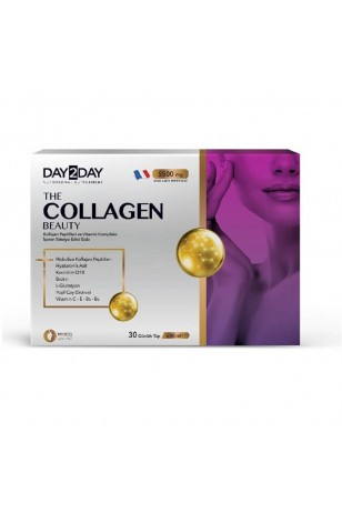 Day 2 Day The Collagen Beauty 30 Shots 40 ml