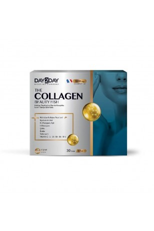 Day 2 Day Collagen Beauty Fish 30 Saşe