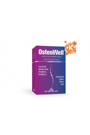 Osteowell 30 Tablet