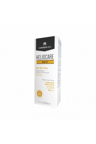 Heliocare 360 Gel Oil-Free Dry Touch SPF50 50 ml
